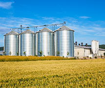 Grain and Feed Silo Level Measurement