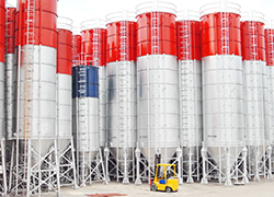 Level Measurement Solutions for Fly Ash Silos
