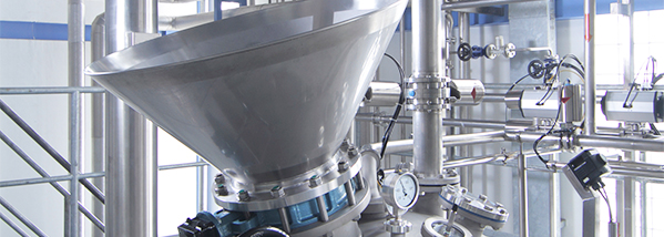 Measuring Level of Condensed Milk in Evaporator