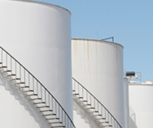 Molasses Inventory in Large Storage Tanks