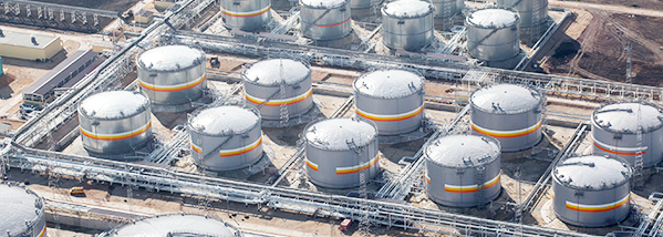 Oil Storage Solutions for Level Interface and Temperature Measurements