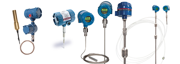 Drexelbrook level measurement and level switches