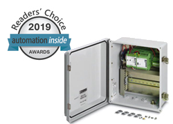 Drexelbrook Cabinet for Wireless Solution Nominated Best Cabinet Solution 2019